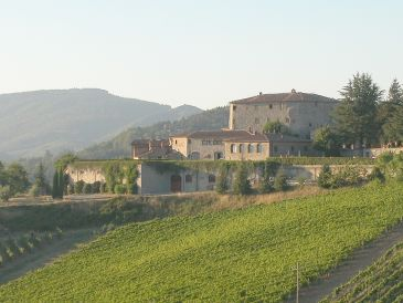 Schloss Burg Chianti