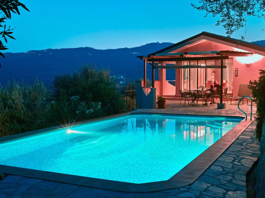 Casa Luce mit Pool