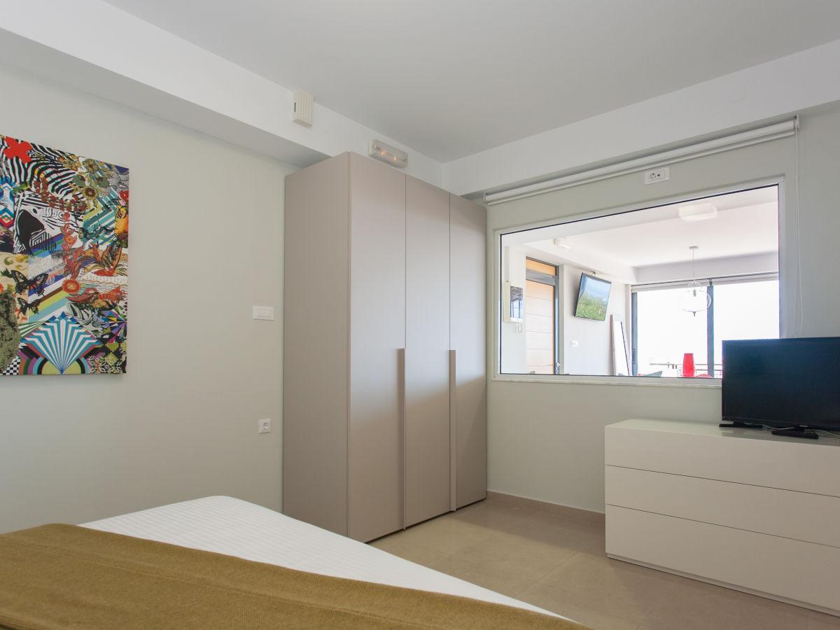 Ferienwohnung stefan 39 s city loft chania kreta frau - Schlafzimmer stefan ...