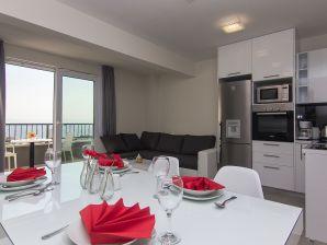 Ferienwohnung Rudes mit Pool in Makarska