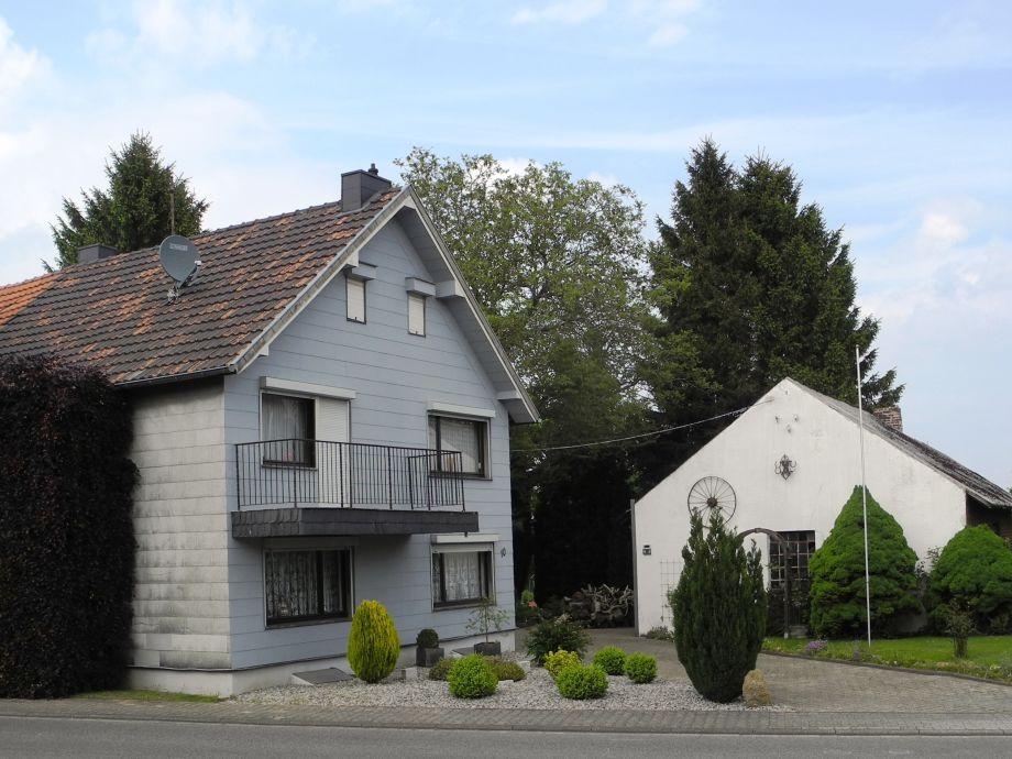 Ferienhaus mit alter Schmiede