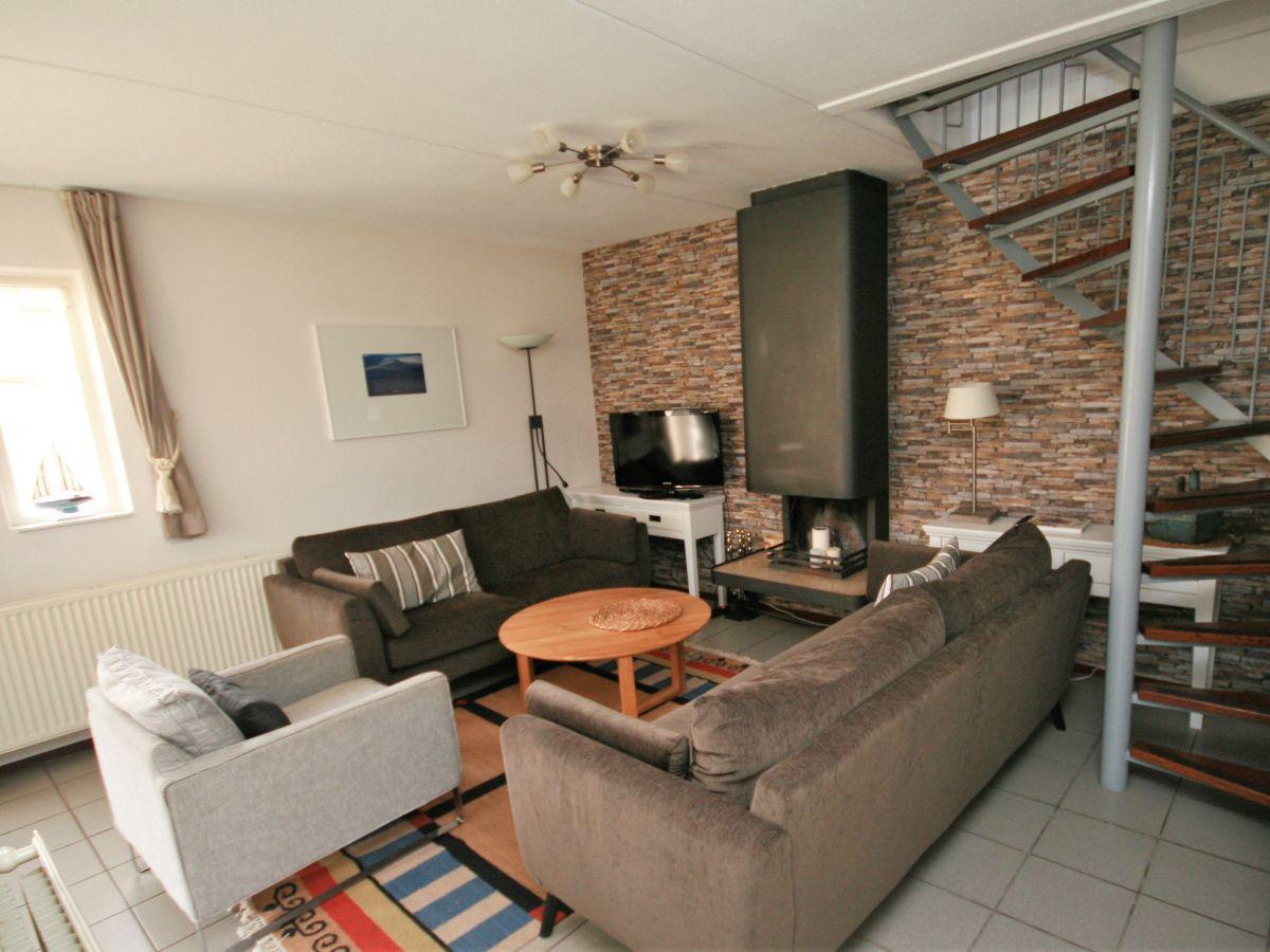 Komfortables ferienhaus mit garten de cocksdorp frau elvira tolsdorf - Wohnzimmer koch ...