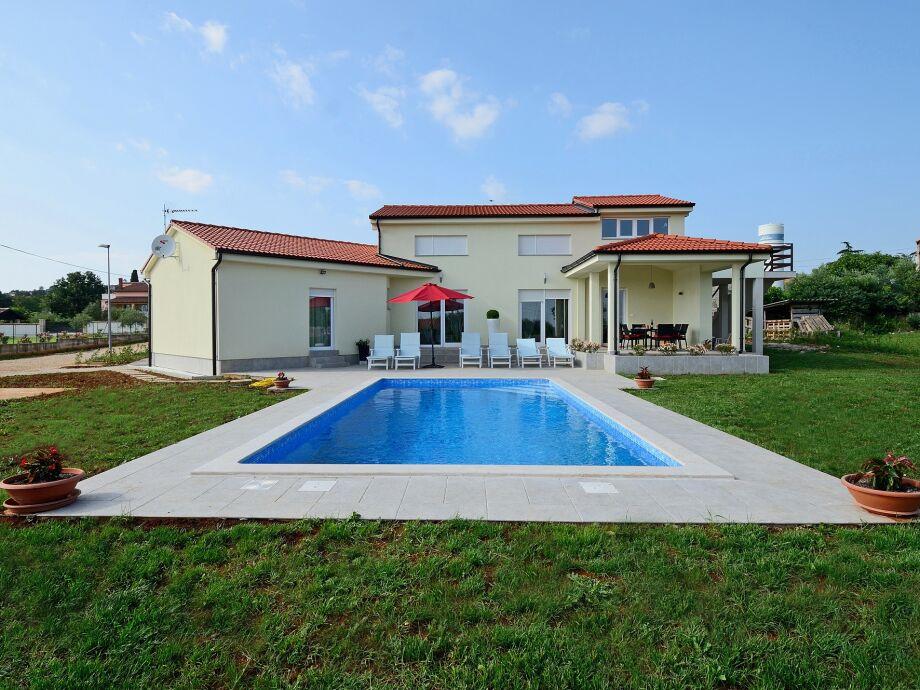 Außenaufnahme Villa Landa