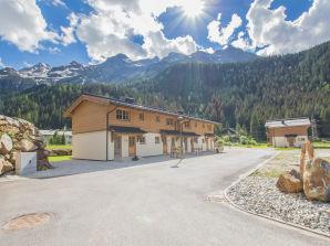 Berghütte Lodge Enzian am Enzingerboden