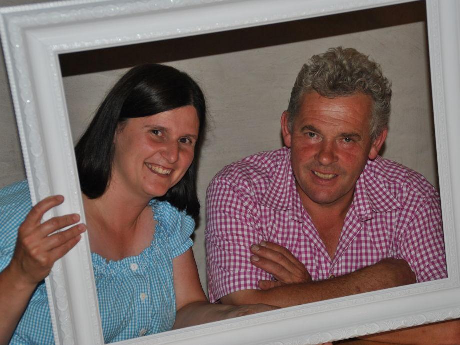 Wir Brigitte und Alois Riedlsberger