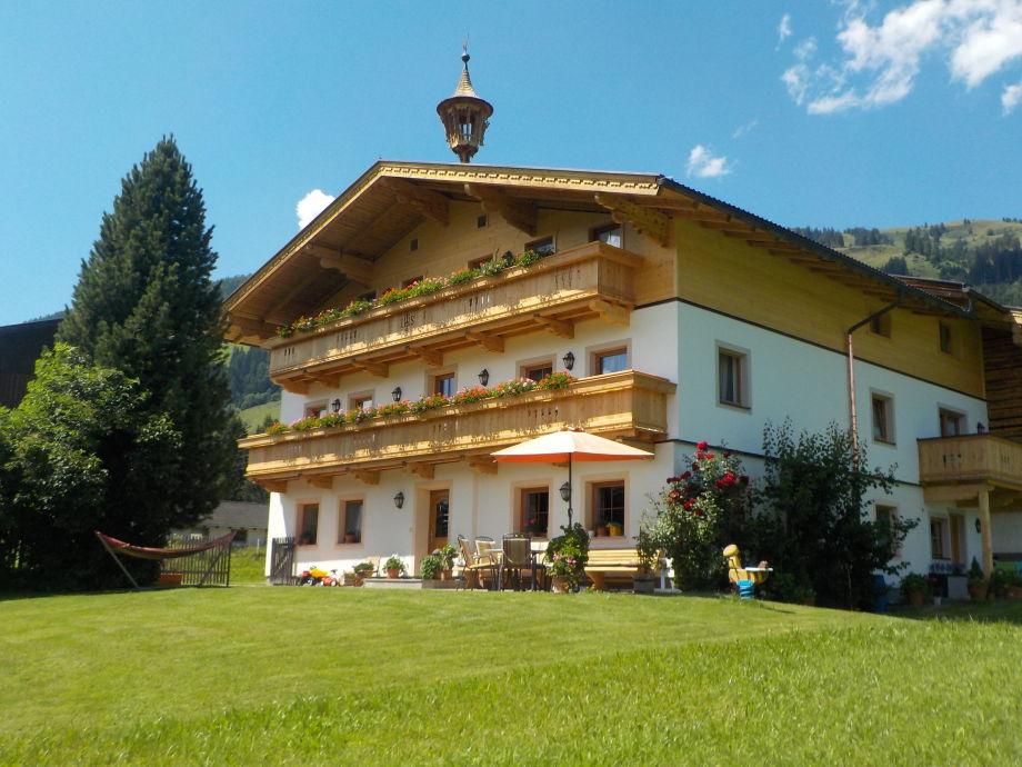 Der Lahnhof am Hollersbacher Sonnberg