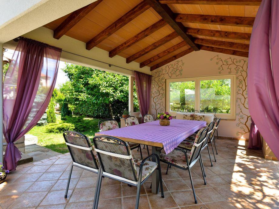 villa celeste istrien frau julija miletic. Black Bedroom Furniture Sets. Home Design Ideas