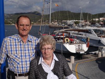 Ihr Gastgeber Dora & Theo Ulrichs