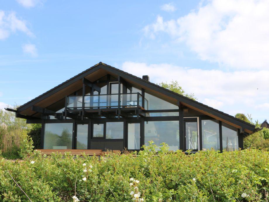 Außenansicht Ferienhaus Marina Hülsen - Admirals Lodge