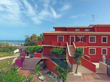 Ferienwohnung Villa le Mimose I