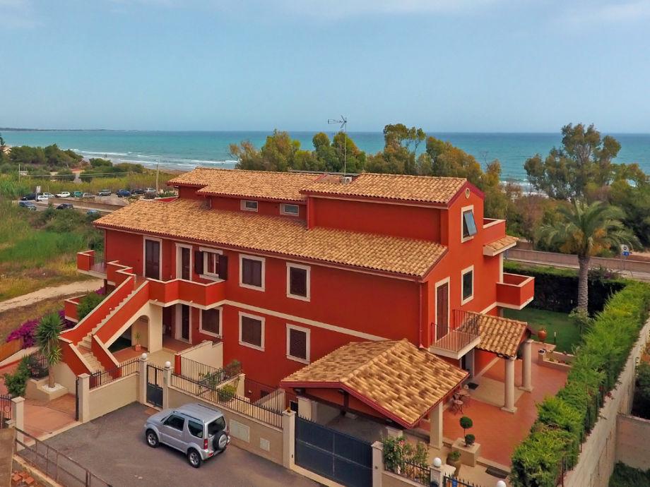 Außenaufnahme Villa le Mimose III
