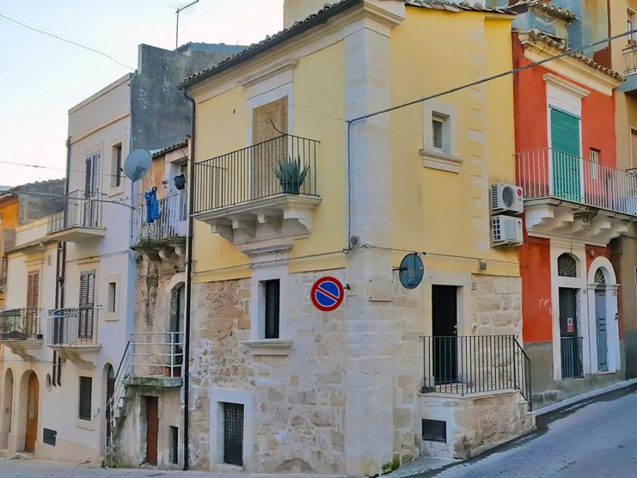Casa Angelo I direkt in der Altstadt von Ragusa