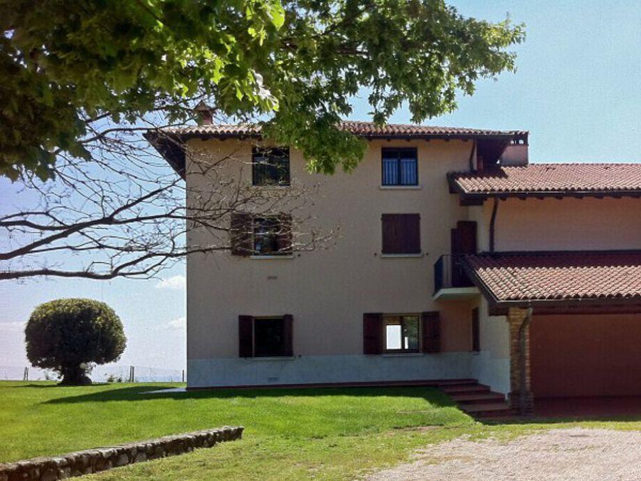 Padenghe - Villa Monte Croce