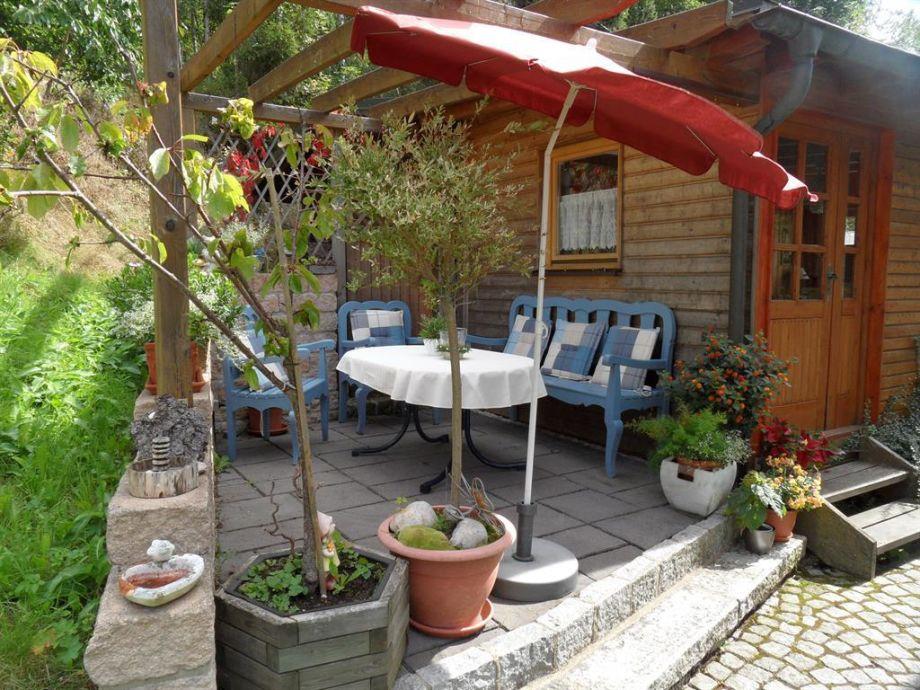 ferienwohnung mit terrasse im haus naabtal fichtelgebirge frau helene mathy. Black Bedroom Furniture Sets. Home Design Ideas