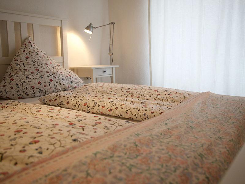Ferienwohnung bed and breakfast Gärtnerviertel