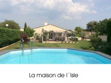 Holiday house La maison de L´Isle