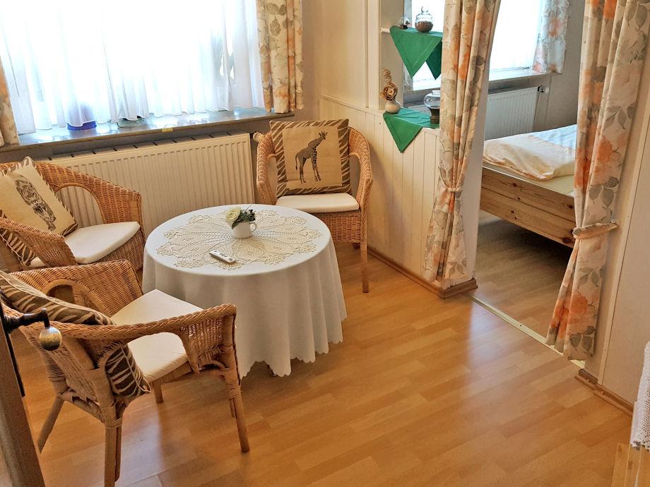 Ausstattung 1 Gästehaus Ulrich
