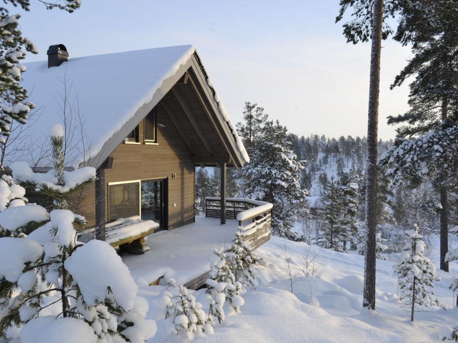 Das NisseHus im Winter