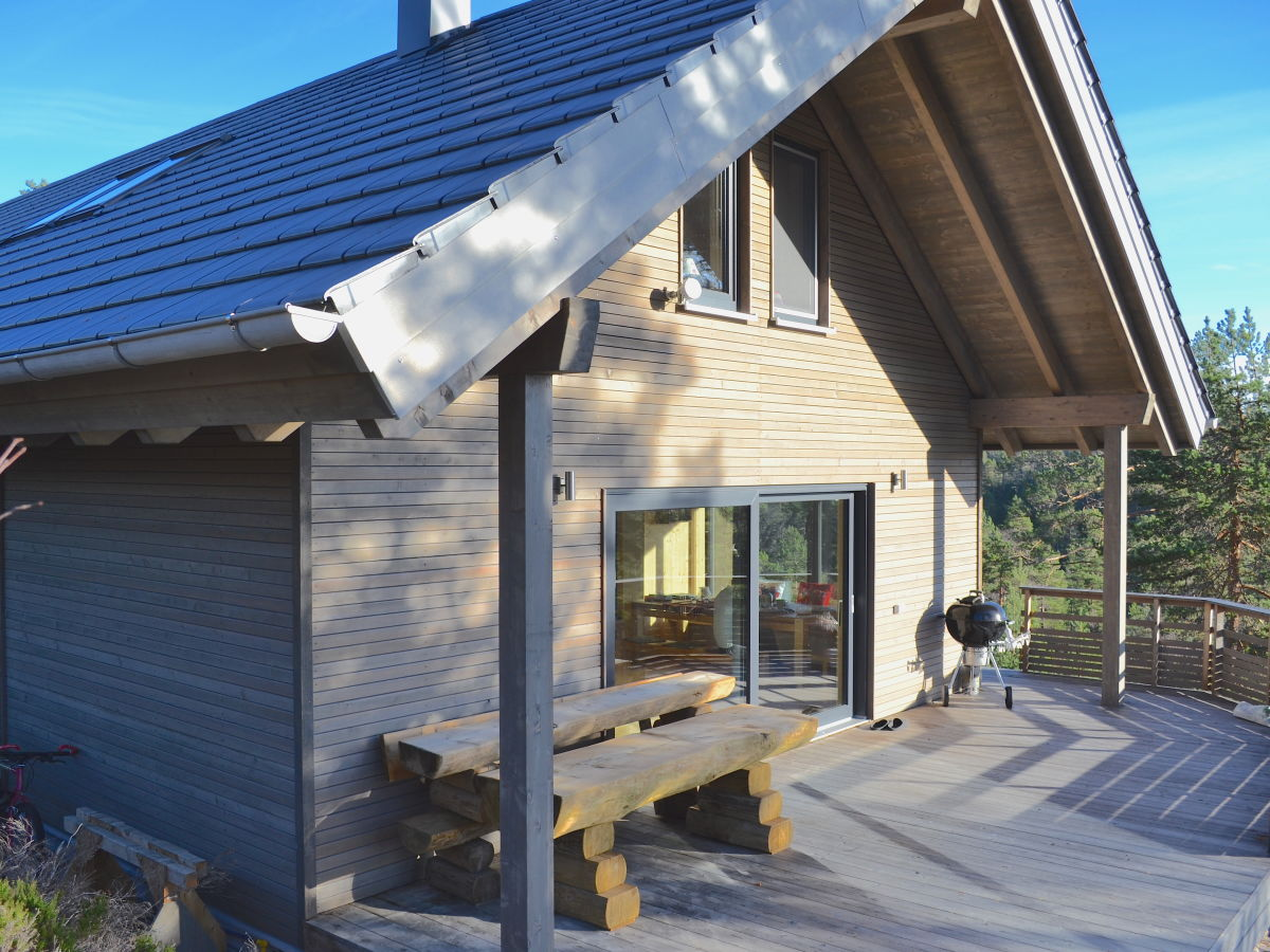 Ferienhaus nissehus telemark aust agder s dnorwegen for Norwegen haus