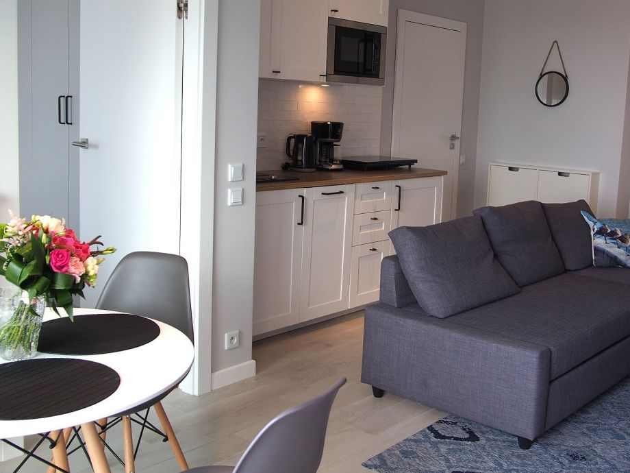 ferienwohnung horyzont 511 ostsee polen firma horyzont wynajem i zarzadzanie frau anna. Black Bedroom Furniture Sets. Home Design Ideas