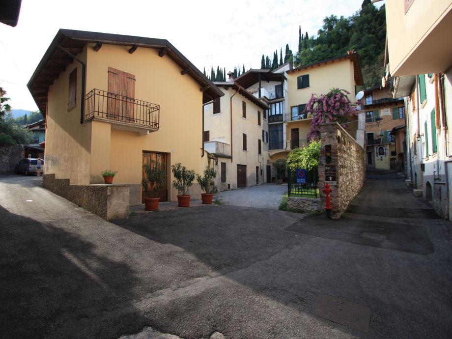Außenaufnahme Casa Marsilva mit Dachterrasse
