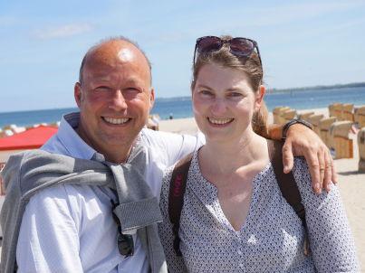 Ihr Gastgeber Dirk und Catrin Bartel