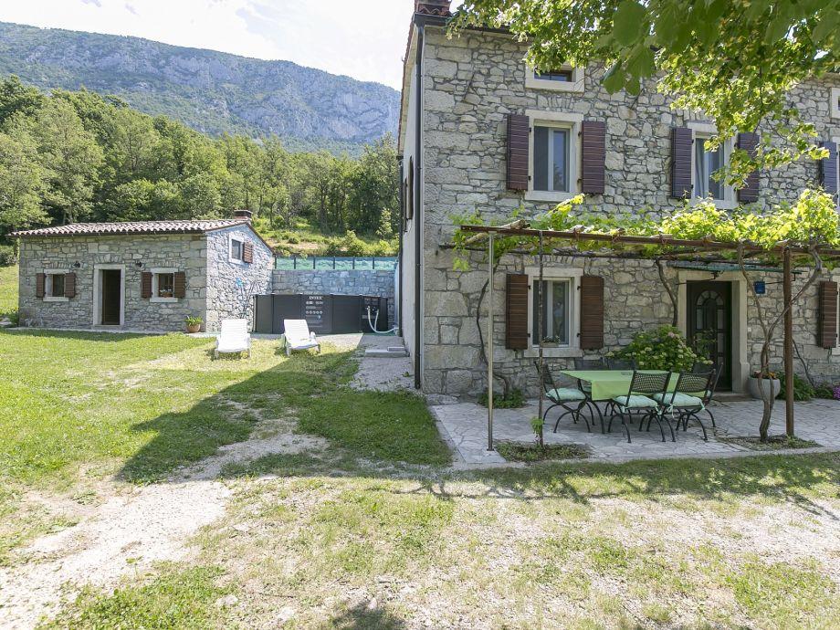 Haus Baroni mit Pool und Garten
