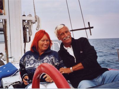 Ihr Gastgeber Rolf und Roswitha Pabst
