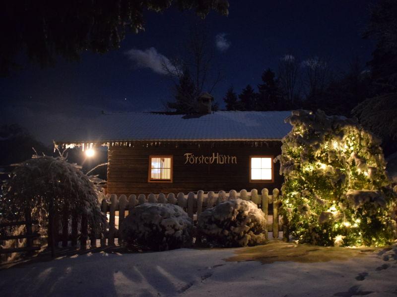 Ferienhaus Brünnl's Försterhütte