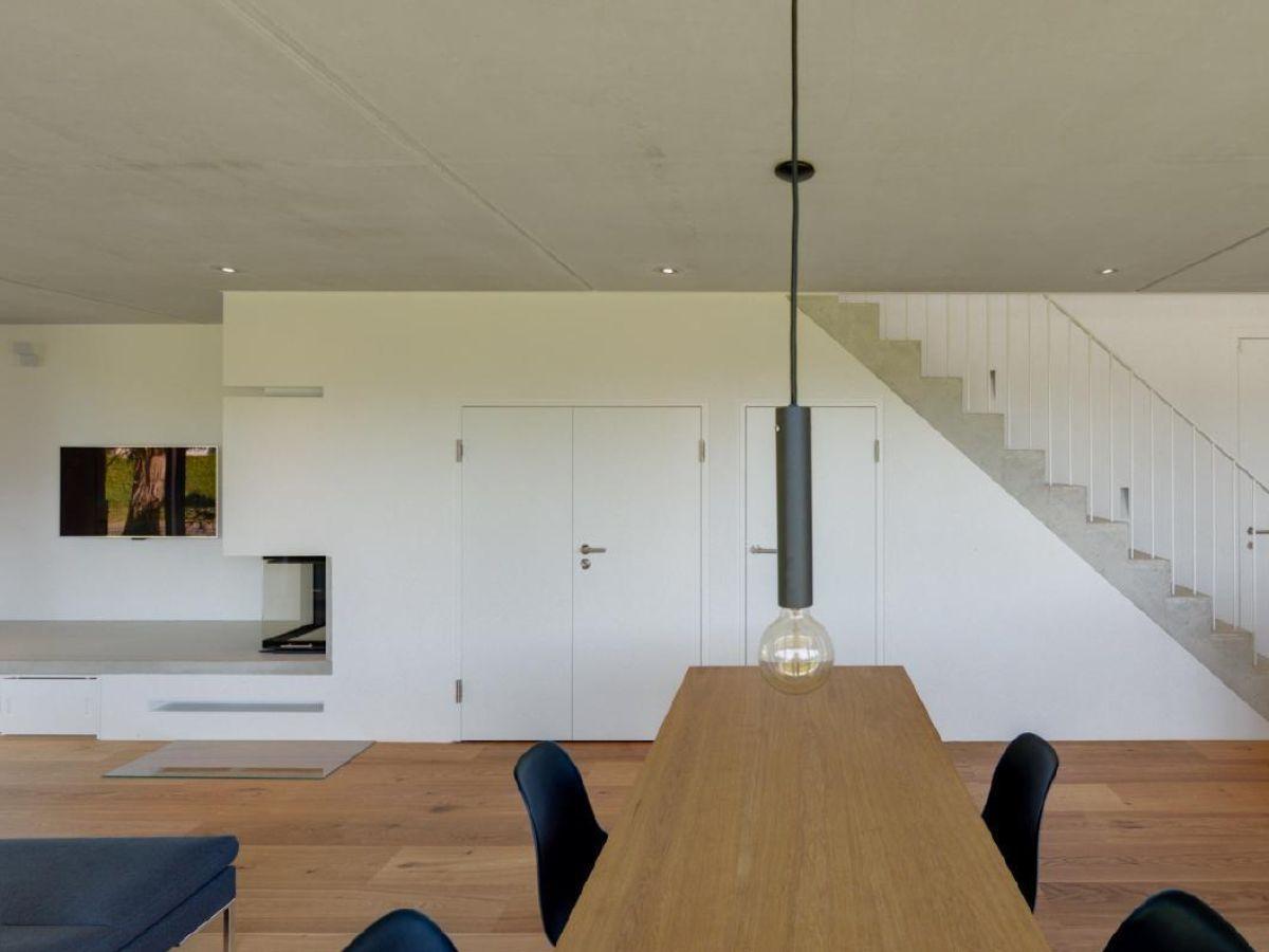 Esstisch Zingst ~ Ferienhaus Architektenhaus auf dem Darß mit offenem Wohnbereich und großer Te
