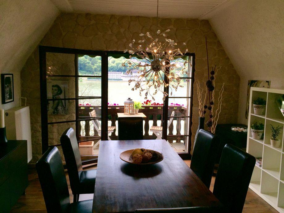 ferienwohnung in der villa christina mittelrheintal weltkulturerbe firma landhotel becker. Black Bedroom Furniture Sets. Home Design Ideas