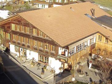 Ferienhaus Hof Semiramis, original Simmentaler Haus