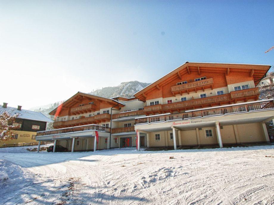 Außenaufnahme All Seasons Lodge Kaprun