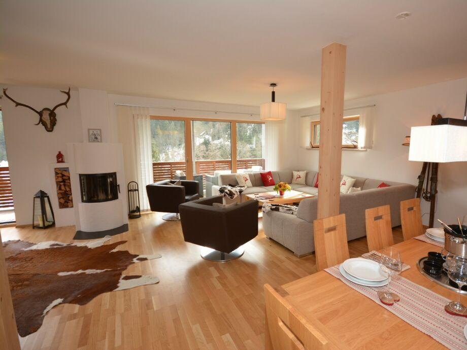 Ausstattung Schmitten Finest Apartment - Weiss