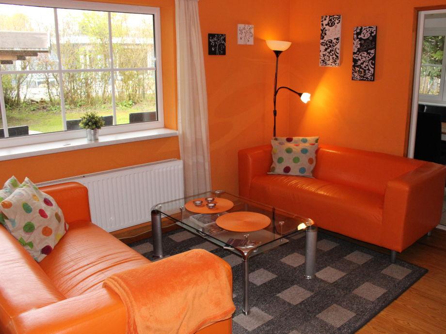 Ausstattung Obj. 79 - Ruhiges Ferienhaus für 6 Personen mit Hund