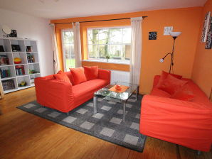 Obj. 79 - Ruhiges Ferienhaus für 6 Personen mit Hund