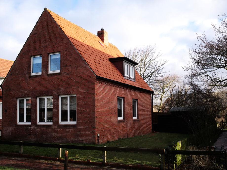 Ferienhaus Haus Auster Juist Ostfriesland Frau Dr Iris