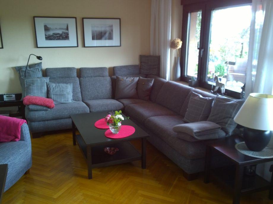gro es bild wohnzimmer grosse raume wohnraume gekonnt gestalten schoner wohnen ferienhauser in. Black Bedroom Furniture Sets. Home Design Ideas