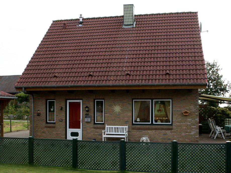 Vorderansicht Haus Sonnenschein