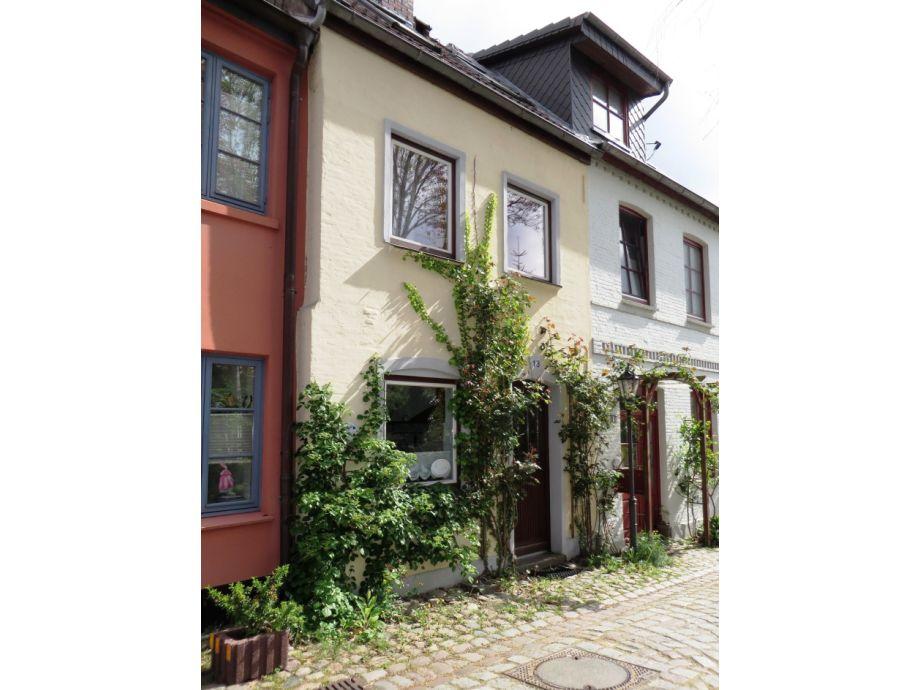 Ferienhaus in der Schlachterstraße