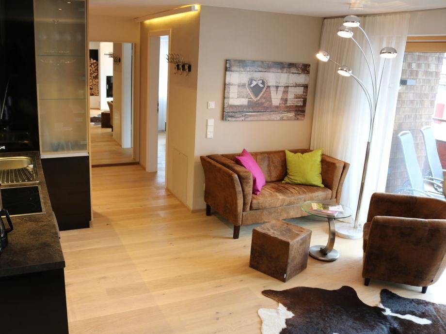 Ferienwohnung sperberweide oberallg u oberstaufen for Sofa von oben