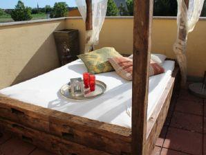 Ferienwohnung Wohnen mit orientalischem Gefühl