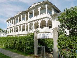 Ferienwohnung 3-Zimmer Nr. 1 Strandresidenz Juliusruh