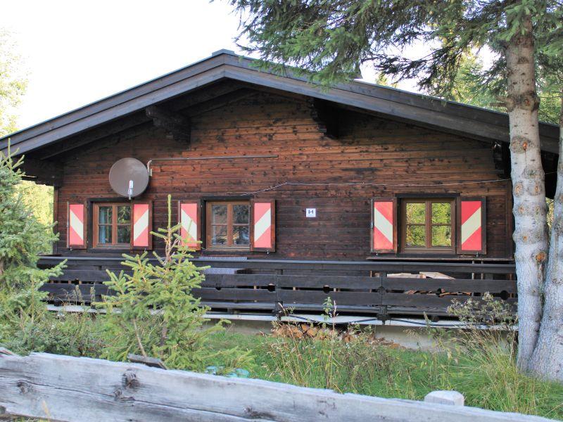 Ferienhaus Hütte 14