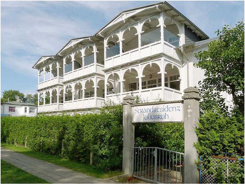 Ferienwohnung 2-Zimmer Nr. 2 Strandresidenz Juliusruh