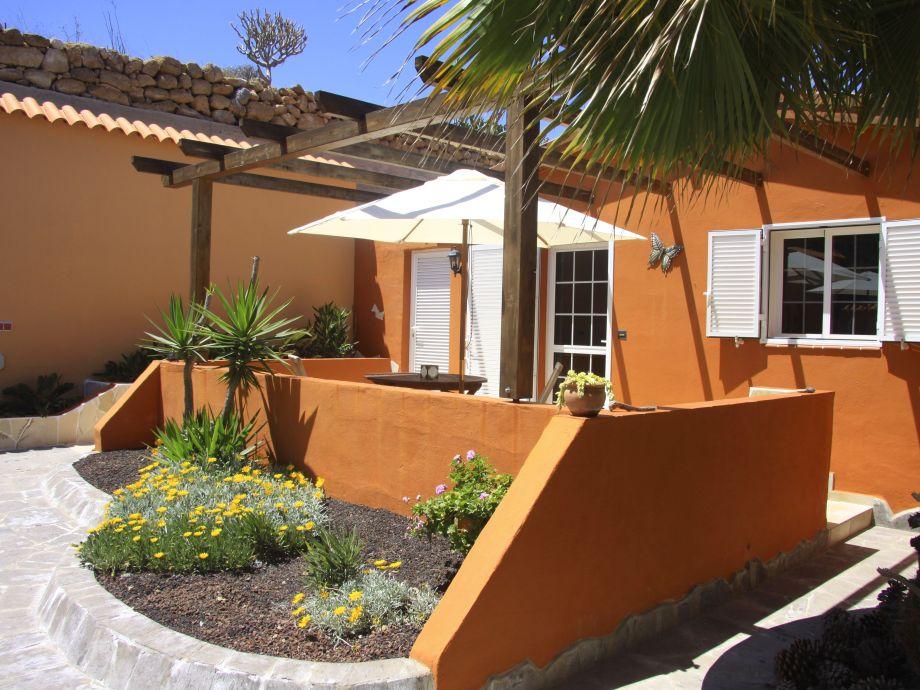Das Ferienhaus La Casita