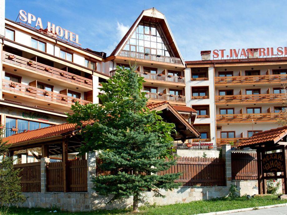 "Außenaufnahme 45 im Hotel ""Svt.Ivan Rilski"""