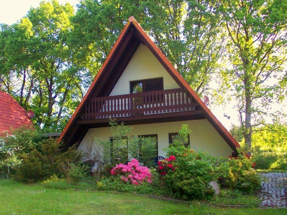 Eines der Ferienhäuser: Finn-Ferienhaus Hanni Herzlich Willkommen