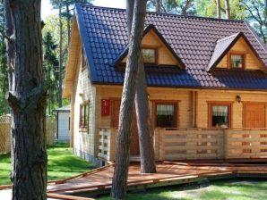 Ferienhaus Nawara in Pobierowo