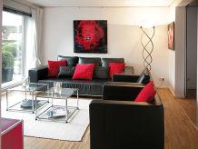"Ferienhaus Schickes Endhausteil ""ModernArt"""